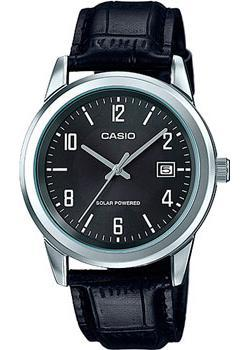 где купить Casio Часы Casio MTP-VS01L-1B2. Коллекция Analog дешево