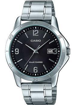 Casio Часы Casio MTP-VS02D-1A. Коллекция Analog casio mtp x100g 1a