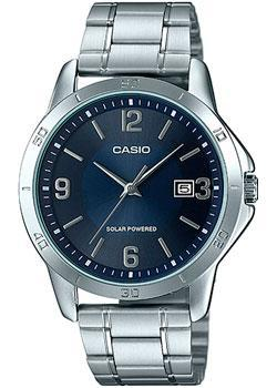 Casio Часы Casio MTP-VS02D-2A. Коллекция Analog casio mtp 1258d 2a