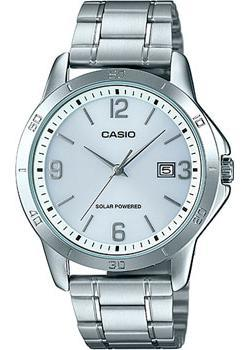 Casio Часы Casio MTP-VS02D-7A. Коллекция Analog casio часы casio mtp vs02d 2a коллекция analog