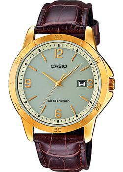 Casio Часы Casio MTP-VS02GL-9A. Коллекция Analog casio часы casio mtp 1170n 9a коллекция analog