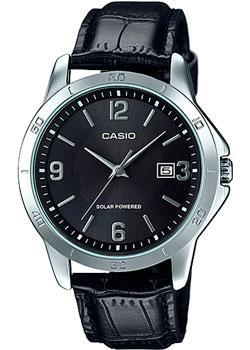 где купить Casio Часы Casio MTP-VS02L-1A. Коллекция Analog недорого с доставкой