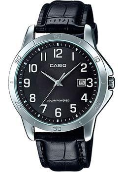 Casio Часы Casio MTP-VS02L-1B. Коллекция Analog casio mtp v006l 1b