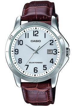 где купить Casio Часы Casio MTP-VS02L-7B. Коллекция Analog дешево