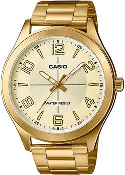 Casio Часы Casio MTP-VX01G-9B. Коллекция Analog casio часы casio mtp v001sg 9b коллекция analog