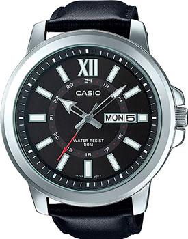 Casio Часы Casio MTP-X100L-1A. Коллекция Analog casio часы casio mtp 1200a 2a коллекция analog