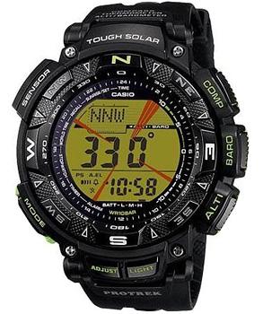 Casio Часы Casio PRG-240-1B. Коллекция Pro-Trek