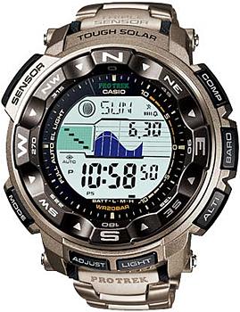 Casio Часы Casio PRG-250T-7D. Коллекция Pro-Trek casio prg 240t 7d