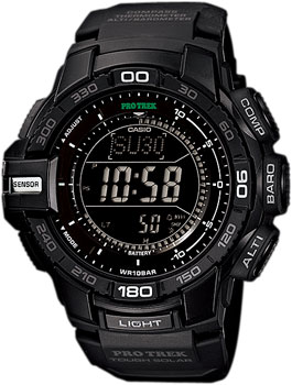 Casio Часы Casio PRG-270-1A. Коллекция Pro-Trek