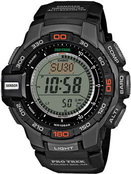 Casio Часы Casio PRG-270-1E. Коллекция Pro-Trek casio pro trek prg 240t 7e