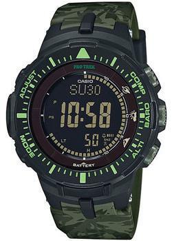 Casio Часы Casio PRG-300CM-3E. Коллекция Pro-Trek