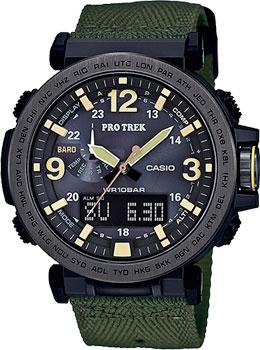 Casio Часы Casio PRG-600YB-3E. Коллекция Pro-Trek