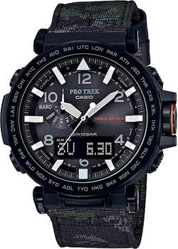 Casio Часы Casio PRG-650YBE-3E. Коллекция Pro-Trek casio часы casio prw 7000 3e коллекция pro trek