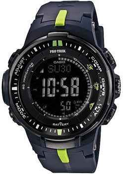 Casio Часы Casio PRW-3000-2E. Коллекция Pro-Trek