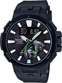 Casio Часы Casio PRW-7000-1A. Коллекция Pro-Trek casio pro trek prw 2500 1e