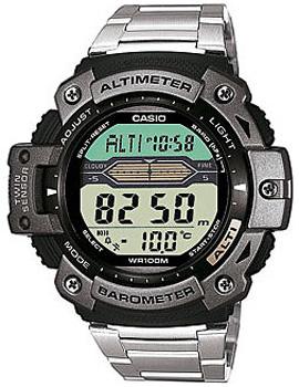 Casio Часы Casio SGW-300HD-1A. Коллекция Pro-Trek casio часы casio sgw 600h 1b коллекция digital