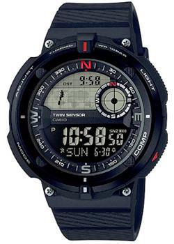 Casio Часы Casio SGW-600H-1B. Коллекция Digital casio outgear sgw 600h 2a