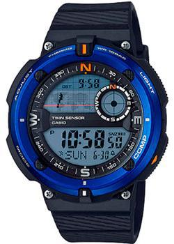 Casio Часы Casio SGW-600H-2A. Коллекция Digital casio outgear sgw 600h 2a