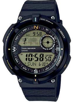 Casio Часы Casio SGW-600H-9A. Коллекция Digital casio outgear sgw 600h 2a