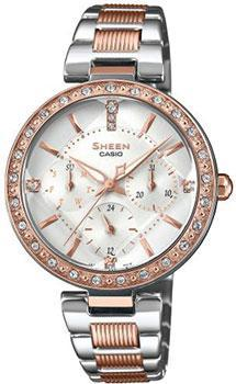 Часы Casio Sheen SHE-3068SPG-7AUER