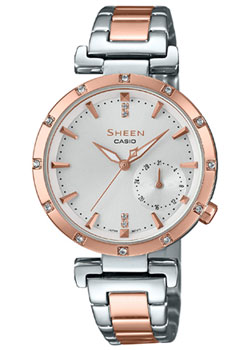 Часы Casio Sheen SHE-4051SPG-7A