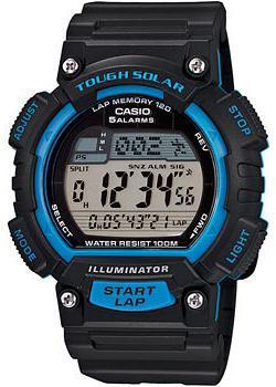 Casio Часы Casio STL-S100H-2A. Коллекция Digital casio sports stl s100h 8a