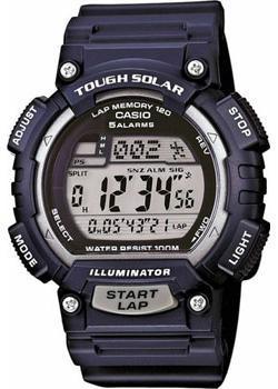 Casio Часы Casio STL-S100H-2A2. Коллекция Digital casio sports stl s100h 8a