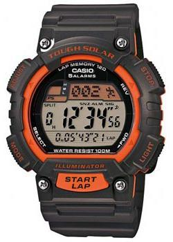 Casio Часы Casio STL-S100H-4A. Коллекция Digital casio sports stl s100h 4a