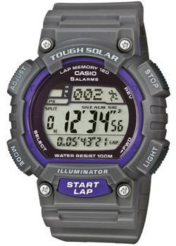 Casio Часы Casio STL-S100H-8A. Коллекция Digital casio sports stl s100h 1a