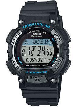 Casio Часы Casio STL-S300H-1A. Коллекция Digital casio sports stl s300h 1a