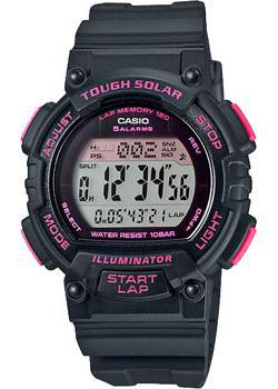 Casio Часы Casio STL-S300H-1C. Коллекция Digital casio sports stl s300h 1a