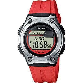 Casio Часы Casio W-211-4A. Коллекция Digital casio w 215h 4a
