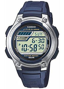 Casio Часы Casio W-212H-2A. Коллекция Digital casio w 212h 1a