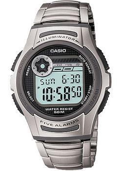 Casio Часы Casio W-213D-1A. Коллекция Digital casio w 213d 1a