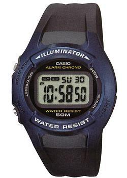 Casio Часы Casio W-43H-1A. Коллекция Digital casio w 211d 1a