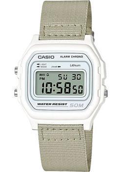 Casio Часы Casio W-59B-7A. Коллекция Digital купить часы мальчику 7 лет
