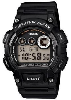 Casio Часы Casio W-735H-1A. Коллекция Digital casio casio w 735h 1a3