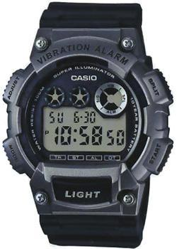 Casio Часы Casio W-735H-1A3. Коллекция Digital casio casio w 735h 1a3