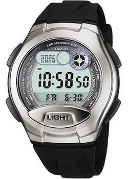 Casio Часы Casio W-752-1A. Коллекция Digital все цены