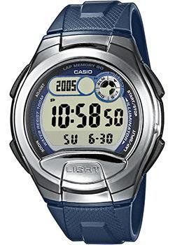 цена Casio Часы Casio W-752-2A. Коллекция Digital онлайн в 2017 году