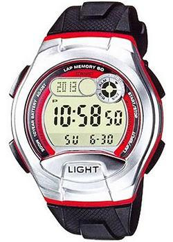 Casio Часы Casio W-752-4B. Коллекция Digital casio mrw 200h 4b