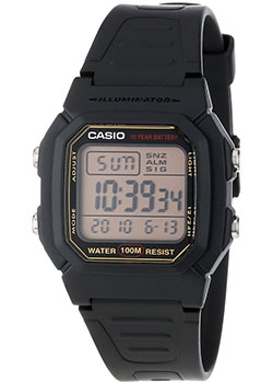 Casio Часы Casio W-800HG-9A. Коллекция Digital casio часы casio w 213 9a коллекция digital
