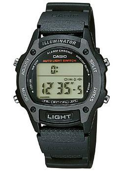 Casio Часы Casio W-93H-1A. Коллекция Digital casio w 753 1a
