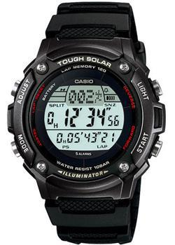 Casio Часы Casio W-S200H-1B. Коллекция Digital casio casio w s200h 1a