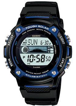 Casio Часы Casio W-S210H-1A. Коллекция Digital все цены