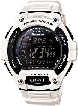 Casio Часы Casio W-S220C-7B. Коллекция Digital casio w s220c 4b