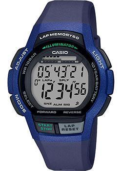 Часы Casio Digital WS-1000H-2AVEF