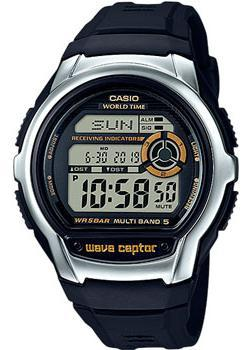 Casio Часы Casio WV-M60-9A. Коллекция Wave Ceptor casio wave ceptor wv m60 9a