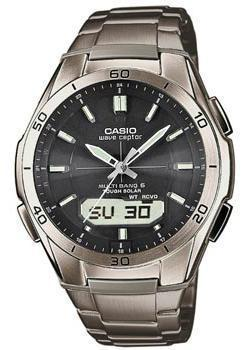 Casio Часы Casio WVA-M640TD-1A. Коллекция Wave Ceptor casio wave ceptor wv 200e 2a