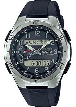 Casio Часы Casio WVA-M650-1A2. Коллекция Wave Ceptor casio wave ceptor wv 200e 2a